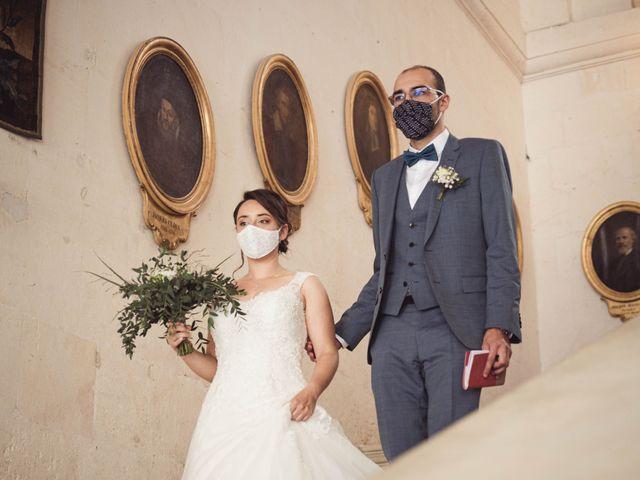 Le mariage de Quentin et Emilie à Bourges, Cher 50