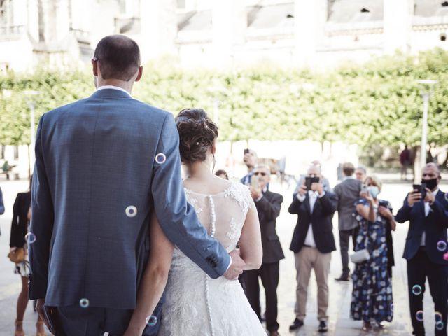 Le mariage de Quentin et Emilie à Bourges, Cher 51