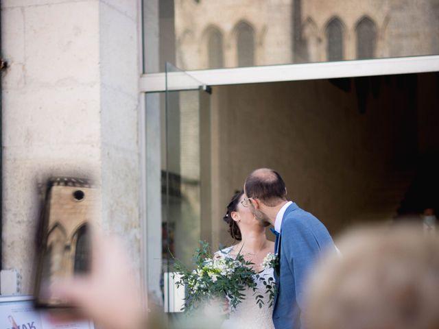 Le mariage de Quentin et Emilie à Bourges, Cher 52