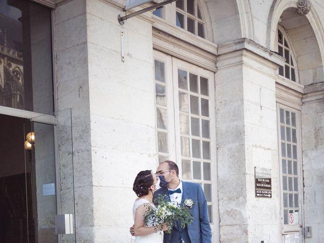 Le mariage de Quentin et Emilie à Bourges, Cher 53