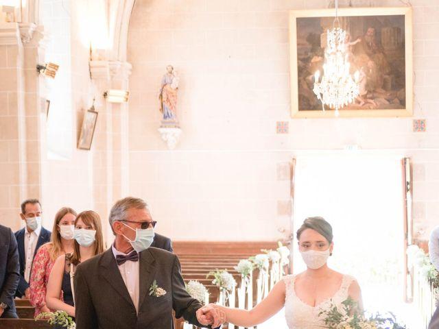 Le mariage de Quentin et Emilie à Bourges, Cher 62