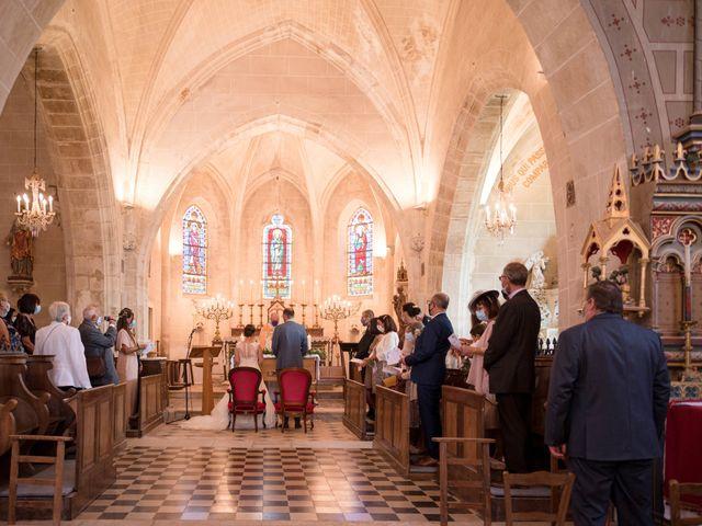 Le mariage de Quentin et Emilie à Bourges, Cher 63