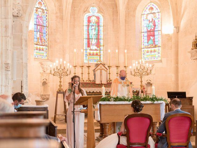Le mariage de Quentin et Emilie à Bourges, Cher 64