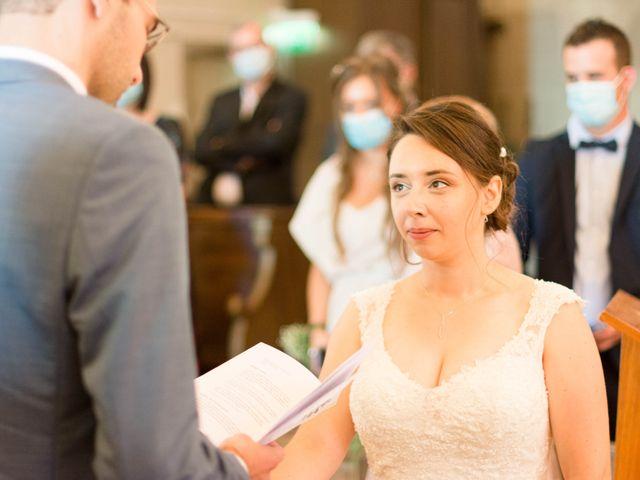 Le mariage de Quentin et Emilie à Bourges, Cher 66