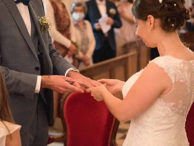 Le mariage de Quentin et Emilie à Bourges, Cher 69