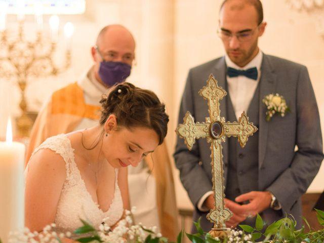 Le mariage de Quentin et Emilie à Bourges, Cher 70