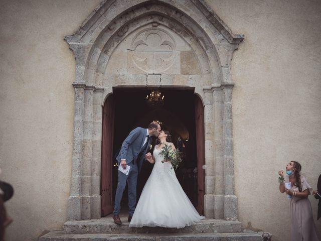 Le mariage de Quentin et Emilie à Bourges, Cher 71