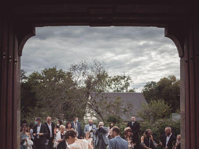 Le mariage de Quentin et Emilie à Bourges, Cher 1