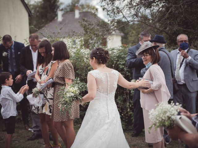 Le mariage de Quentin et Emilie à Bourges, Cher 72