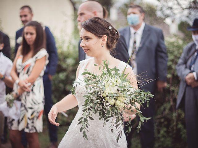 Le mariage de Quentin et Emilie à Bourges, Cher 73