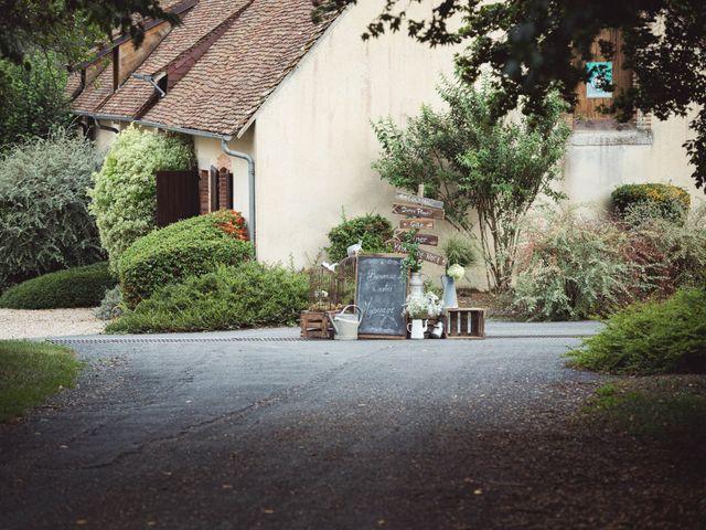 Le mariage de Quentin et Emilie à Bourges, Cher 85