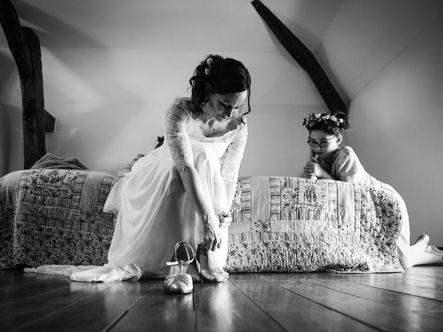 Le mariage de Chloé et Julien à Saint-Apollinaire, Côte d'Or 9