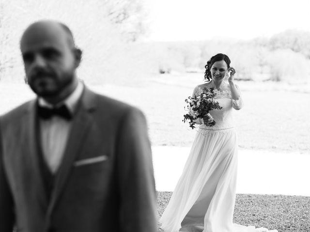 Le mariage de Chloé et Julien à Saint-Apollinaire, Côte d'Or 11