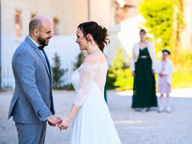 Le mariage de Chloé et Julien à Saint-Apollinaire, Côte d'Or 12