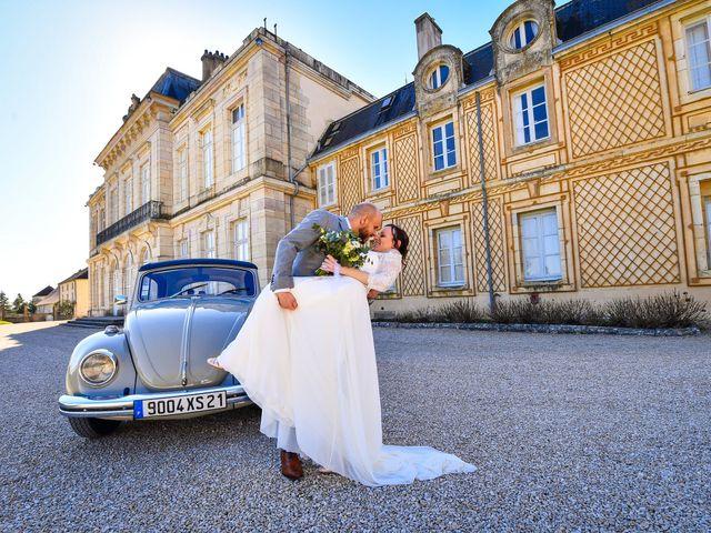 Le mariage de Chloé et Julien à Saint-Apollinaire, Côte d'Or 13