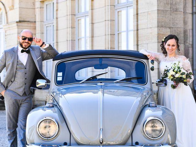 Le mariage de Chloé et Julien à Saint-Apollinaire, Côte d'Or 14