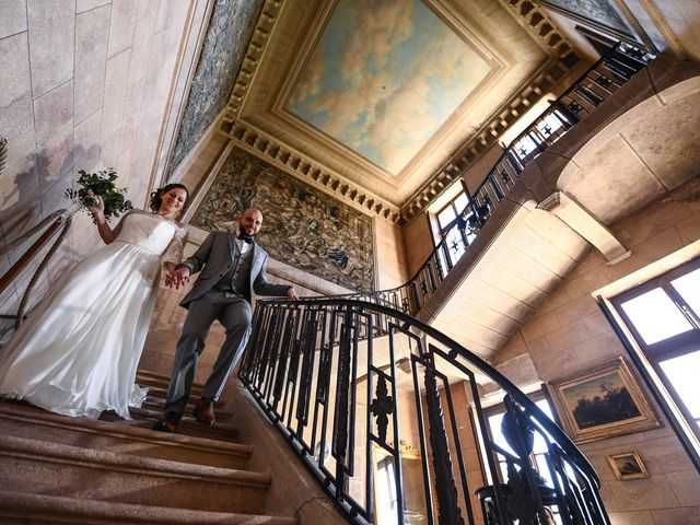 Le mariage de Julien et Chloé