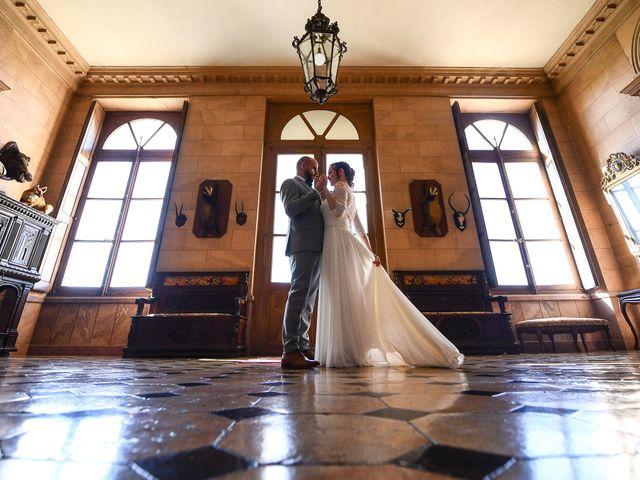 Le mariage de Chloé et Julien à Saint-Apollinaire, Côte d'Or 19