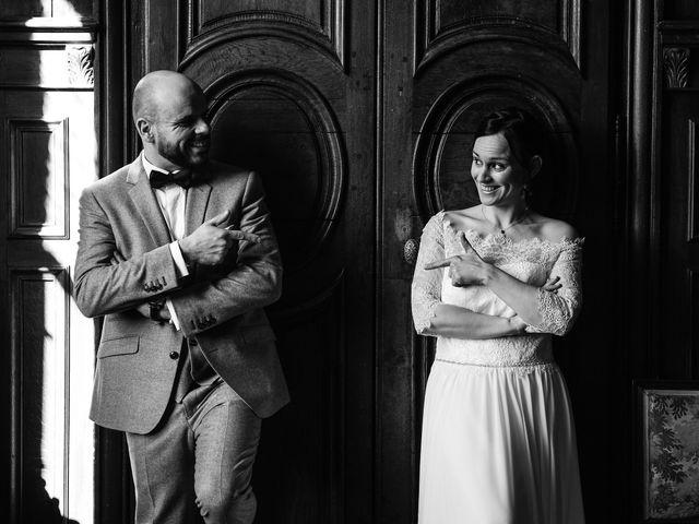 Le mariage de Chloé et Julien à Saint-Apollinaire, Côte d'Or 20