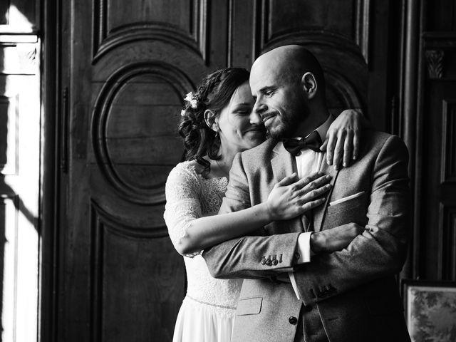 Le mariage de Chloé et Julien à Saint-Apollinaire, Côte d'Or 21