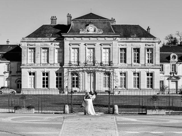 Le mariage de Chloé et Julien à Saint-Apollinaire, Côte d'Or 24