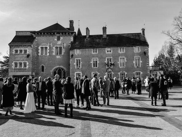 Le mariage de Chloé et Julien à Saint-Apollinaire, Côte d'Or 27