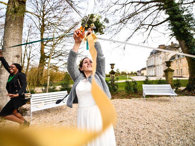Le mariage de Chloé et Julien à Saint-Apollinaire, Côte d'Or 38