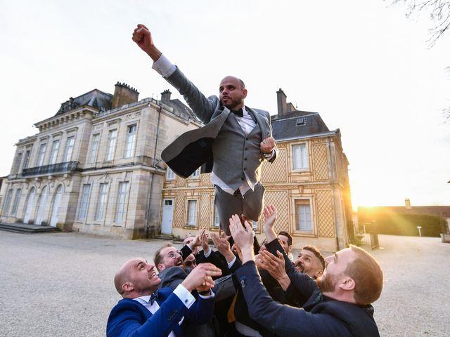 Le mariage de Chloé et Julien à Saint-Apollinaire, Côte d'Or 40