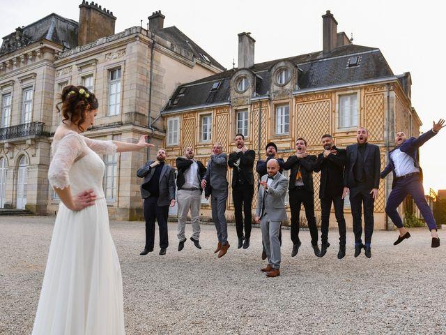 Le mariage de Chloé et Julien à Saint-Apollinaire, Côte d'Or 41