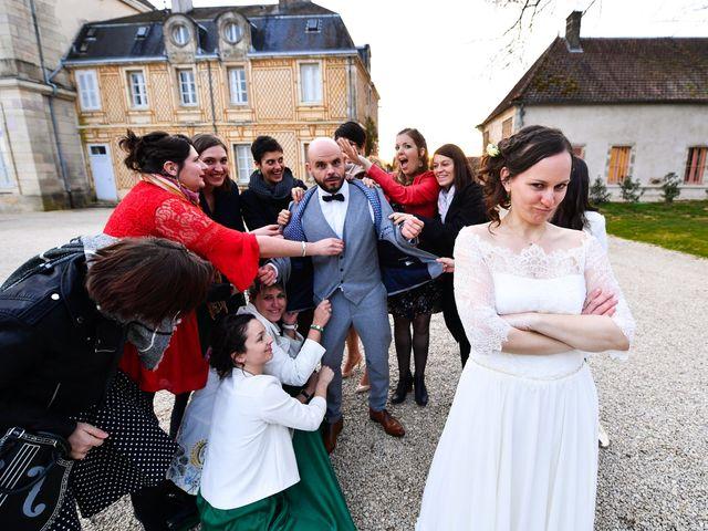 Le mariage de Chloé et Julien à Saint-Apollinaire, Côte d'Or 42