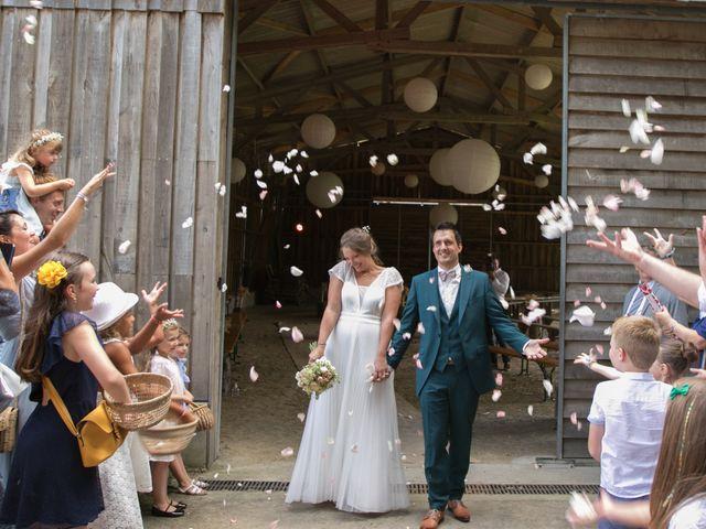 Le mariage de Elodie et Yoann