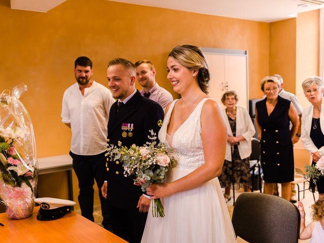 Le mariage de Claire et Baptiste