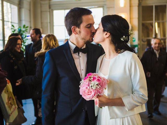 Le mariage de Guillaume et Zoe à Paris, Paris 4