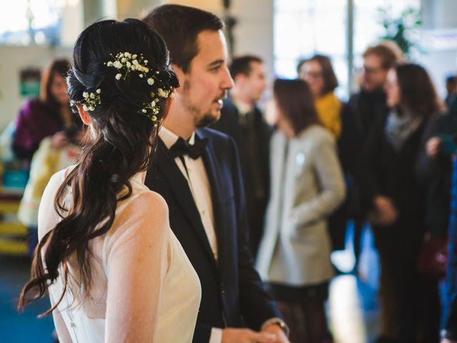 Le mariage de Guillaume et Zoe à Paris, Paris 5