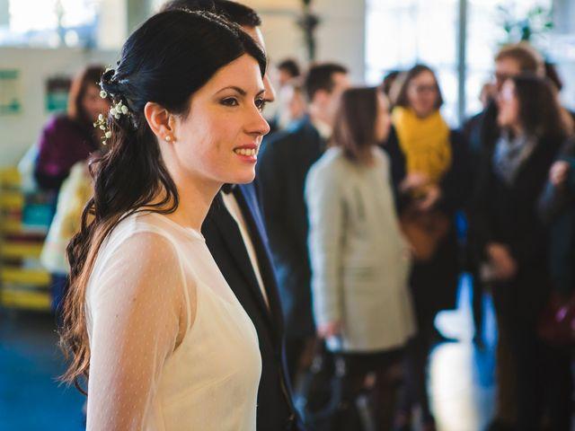 Le mariage de Guillaume et Zoe à Paris, Paris 6