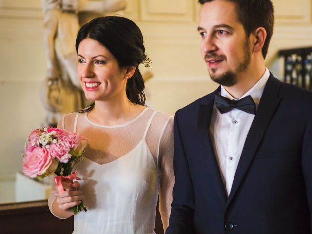 Le mariage de Guillaume et Zoe à Paris, Paris 7