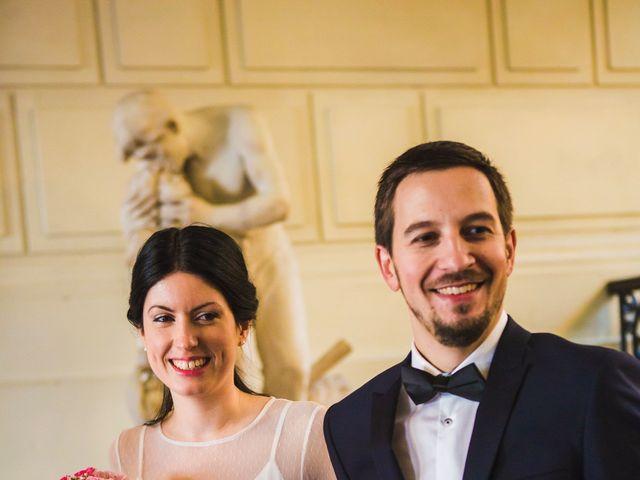 Le mariage de Guillaume et Zoe à Paris, Paris 8