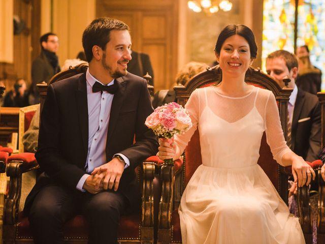 Le mariage de Guillaume et Zoe à Paris, Paris 9