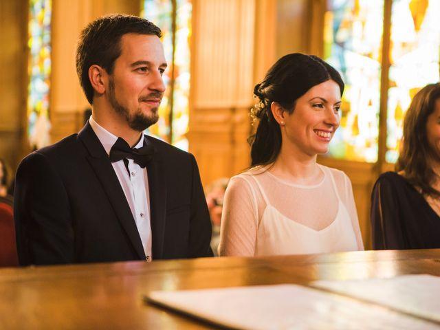 Le mariage de Guillaume et Zoe à Paris, Paris 13