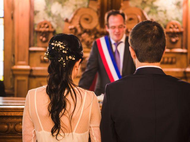 Le mariage de Guillaume et Zoe à Paris, Paris 14
