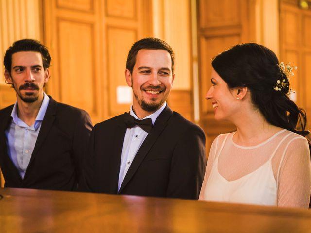 Le mariage de Guillaume et Zoe à Paris, Paris 15