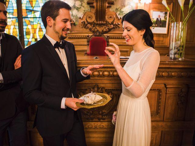 Le mariage de Guillaume et Zoe à Paris, Paris 25