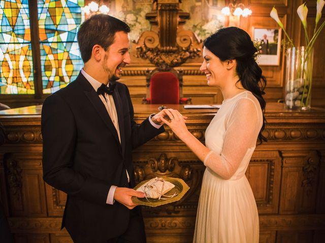 Le mariage de Guillaume et Zoe à Paris, Paris 26
