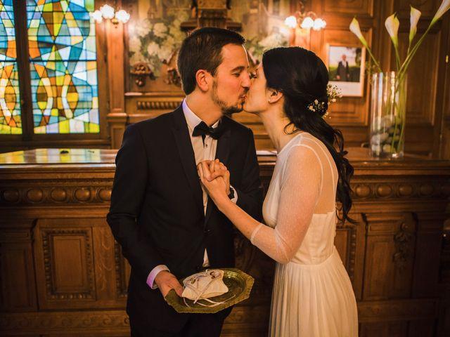 Le mariage de Guillaume et Zoe à Paris, Paris 27