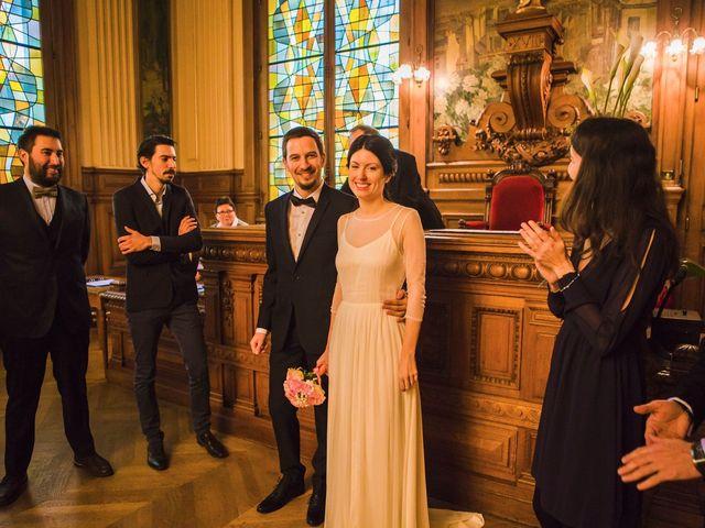Le mariage de Guillaume et Zoe à Paris, Paris 28
