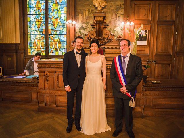 Le mariage de Guillaume et Zoe à Paris, Paris 29
