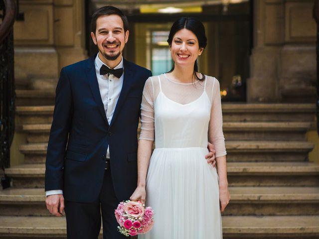 Le mariage de Guillaume et Zoe à Paris, Paris 38