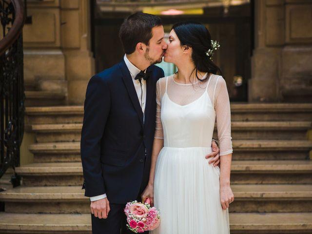 Le mariage de Guillaume et Zoe à Paris, Paris 39