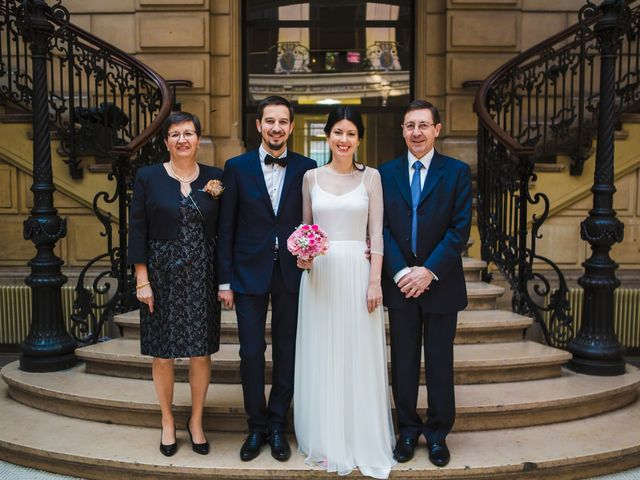 Le mariage de Guillaume et Zoe à Paris, Paris 40