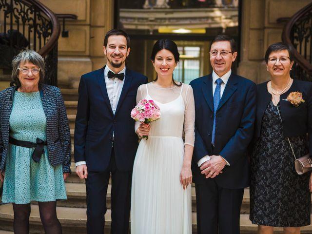 Le mariage de Guillaume et Zoe à Paris, Paris 42